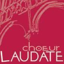 Logo du Choeur Laudate