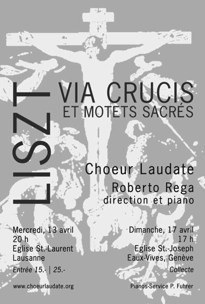 Affiche concerts printemps 2011