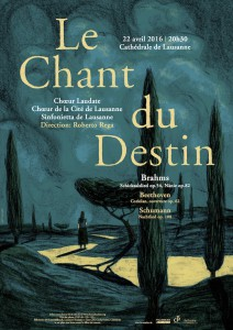 Le Chant du Destin – 22 avril 2016